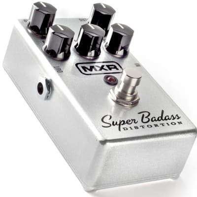 MXR M75 Super Badass Distortion Guitar Effect Pedal for sale