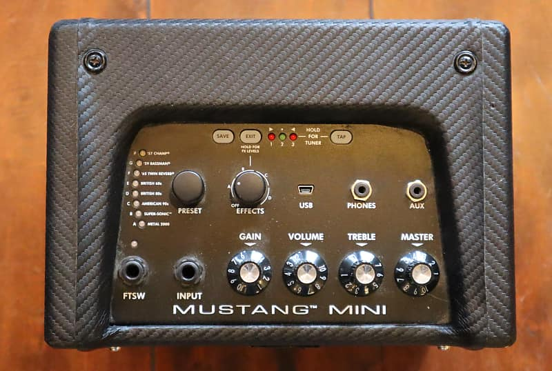 Fender Mustang Mini | Musician's Warehouse Athens