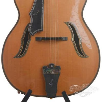 Bozo Podunavac Masterpiece lefty 17 Inch Jazz Archtop guitar  2010 for sale
