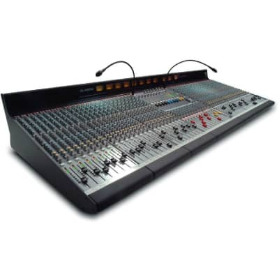 Allen & Heath GL4800-40 8-Group 40-Channel Mixing Console