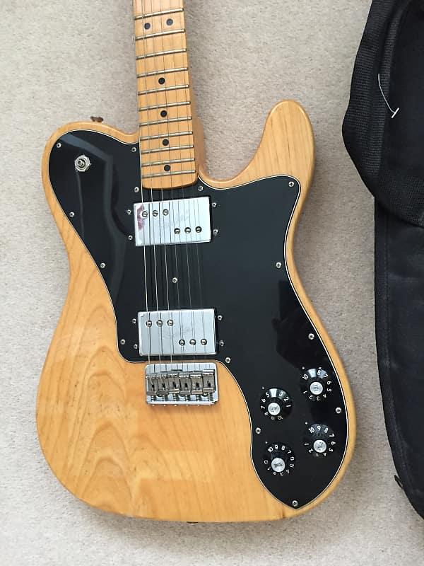 a5e7e47b2bd Description; Shop Policies. This Fender FSR (Factory Special Run) 72  Telecaster Deluxe electric guitar ...