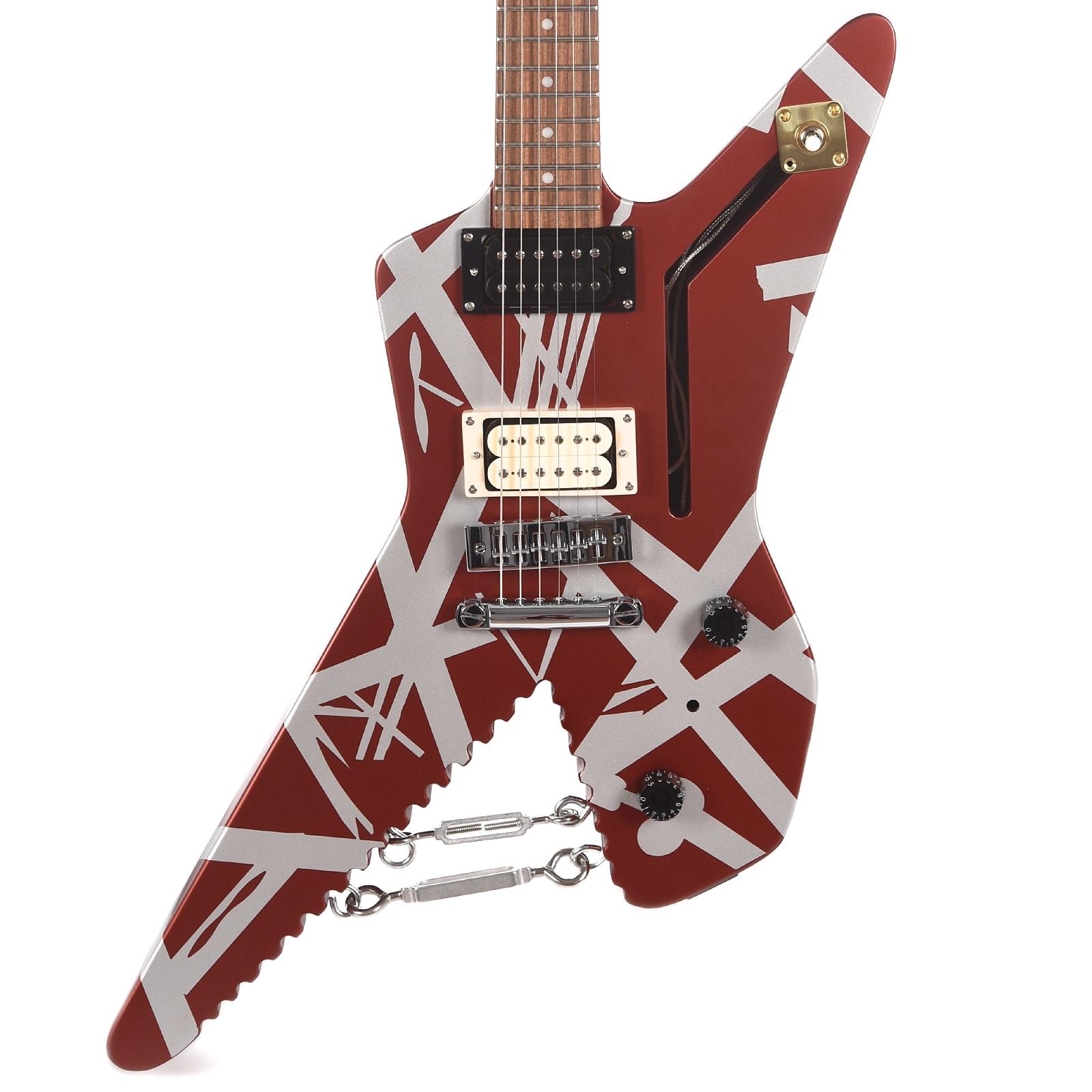 EVH Wolfgang Series Black Control Cover Plate set Eddie Van Halen Guitar SALE