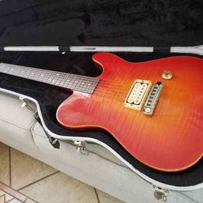 MCI Telecaster / 59 Scott sheldon cherry for sale