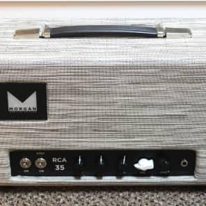 Morgan Amplification RCA35 35w Guitar Head