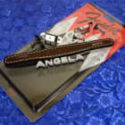 Genuine Fender Pure Vintage Brown Leather Vintage Amp Handle With Hardware 0990945000 image