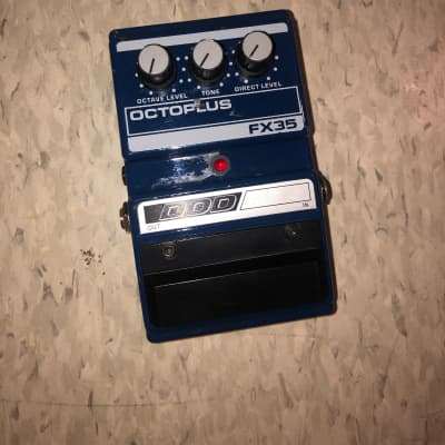 DOD Octoplus FX35 Octave for sale