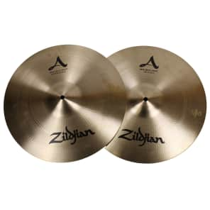 "Zildjian 15"" A Series New Beat Hi-Hat Cymbals (Pair)"