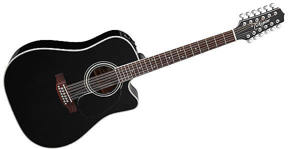 takamine ef381sc 12 string dreadnought b stock acoustic reverb. Black Bedroom Furniture Sets. Home Design Ideas