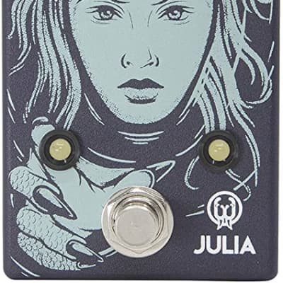 Walrus Audio Julia V2 Analog Chorus/Vibrato Pedal for sale