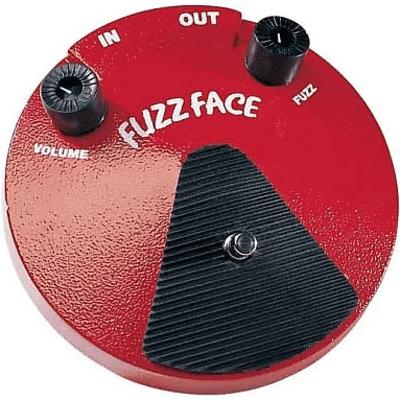 Dunlop JHF2 Jimi Hendrix Signature Fuzz Face