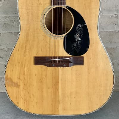 Norma Vintage Dreadnought Acoustic Guitar  1970s for sale