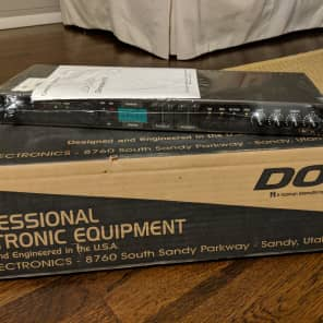 Super Rare - DOD Dimension 12 - D12 - Delay Sampler - Like New (Never Opened) for sale
