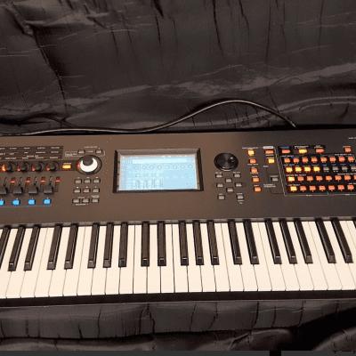 Yamaha Montage 7 - User review - Gearslutz