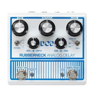 DOD Rubberneck Analogue Delay Pedal for sale