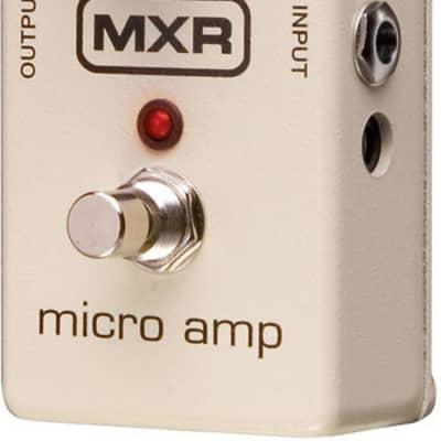 Dunlop MXR Series M133 Micro Amp Guitar Effect Pedal