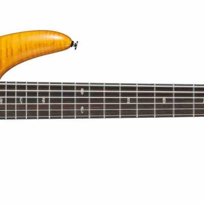Ibanez GVB1006AM - Gerald Veasley Signature - Guitare basse électrique 6 cordes (+ étui) for sale