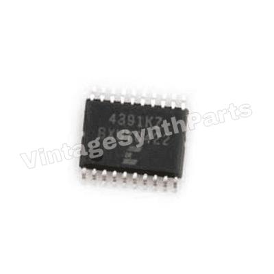 Novation Supernova II 2 DAC CS4391KZ TSOP Integrated Circuit Cirrus Logic