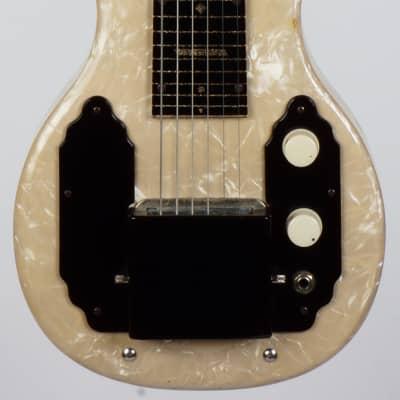 1965 English Electronics Supro Tonemaster Lap Steel Guitar Oahu National Valco 25