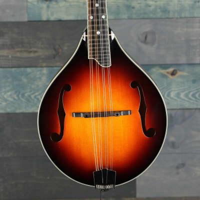 Eastman MD505 A-Style Classic Sunburst F-Hole Mandolin w/Case for sale