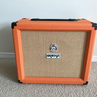Orange CR35LDX Crush Pix 35w Guitar Combo for sale