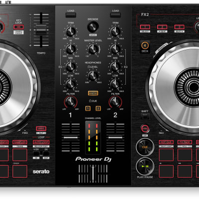 Pioneer DDJ-SB3 DJ Controller for Serato DJ Lite