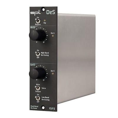 SPL DeS Model 1503 500 Series Dual Band De-Esser Module