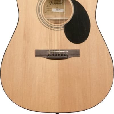 JASMINE S35 DREADNOUGHT ACOUSTIC GUITAR SPRUCE NATURAL for sale