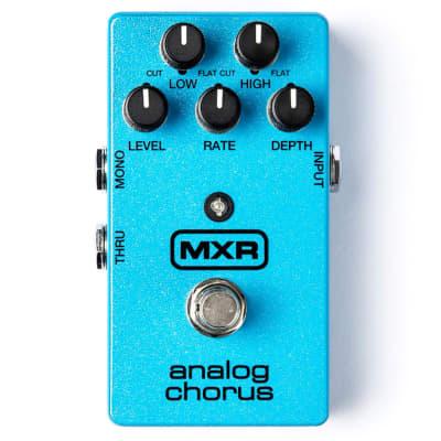 MXR M234 Analog Chorus Effects Pedal (M-234)