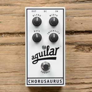 Aguilar Chorusaurus Bass Chorus Pedal MINT for sale