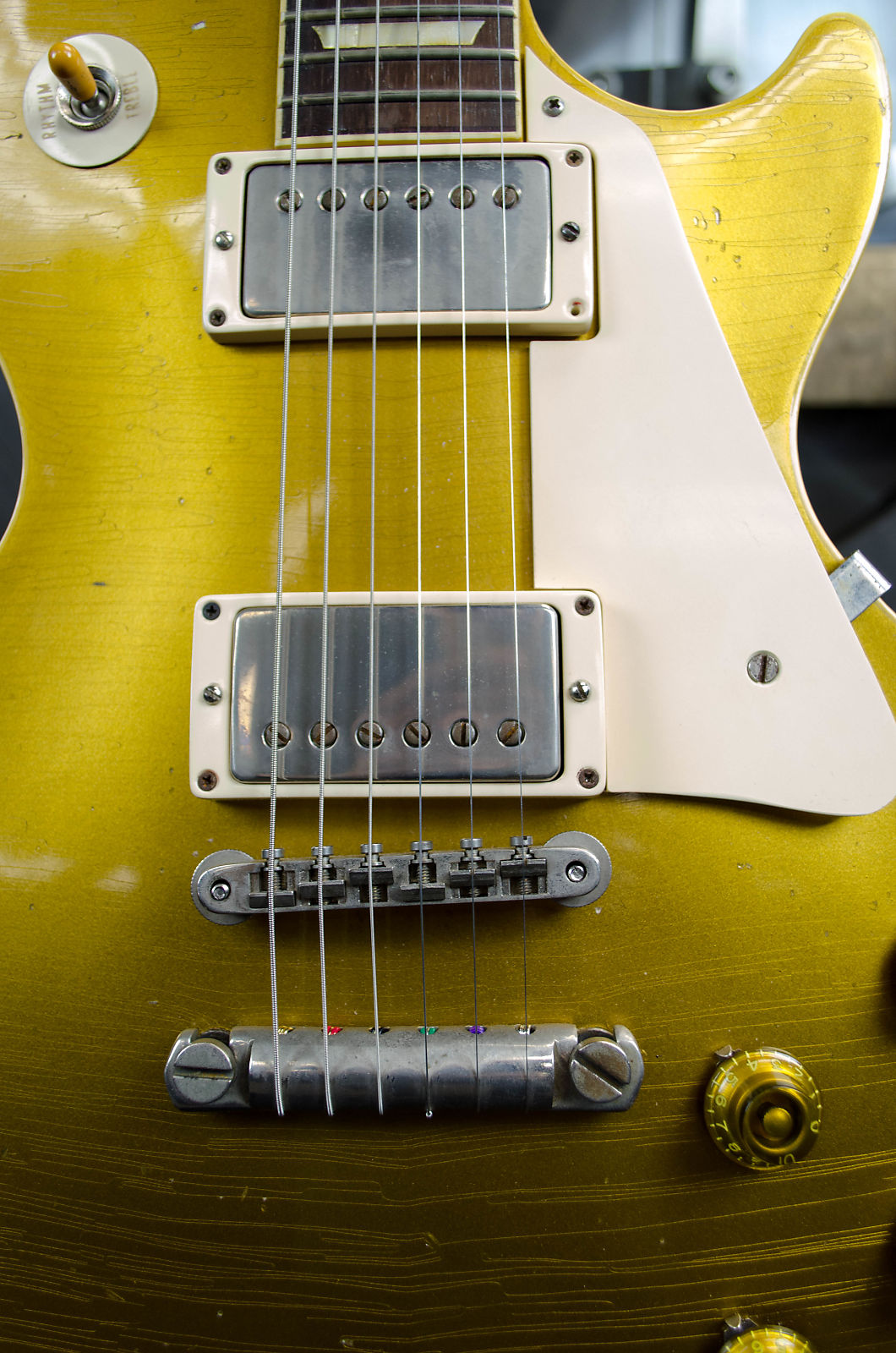 Gibson Les Paul '59 Relic Goldtop *New Pictures* (Read Description)
