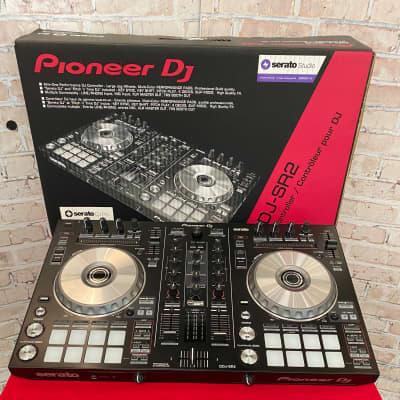 Pioneer DDJ-SR2 Portable 2-channel Controller for Serato DJ