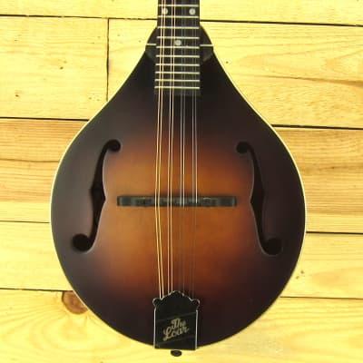 Loar LM-110 The Loar Honey Creek A-Style Mandolin, Solid Top, Brownburst for sale