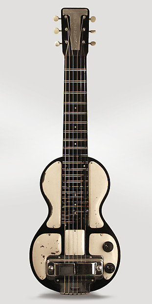 rickenbacker model b lap steel electric guitar c 1948 reverb. Black Bedroom Furniture Sets. Home Design Ideas