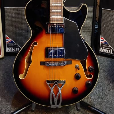 Ibanez AG75-BS Artcore - Open Box/Store Display