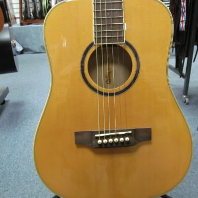 Corbin MDG-136 International Solid Top 3/4 Guitar Mint W/ TAGS for sale