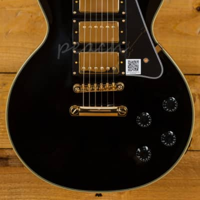 Epiphone Les Paul Black Beauty 3 pickup Ebony with gold hardware for sale