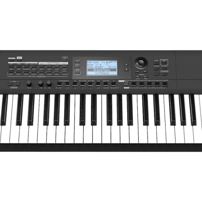 Korg i3 MB 61-Key Workstation Keyboard with Onboard Sequencer and Effects