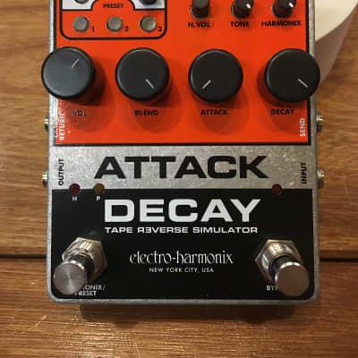 E-H Attack Decay Tape Reverse Simulator Pedal