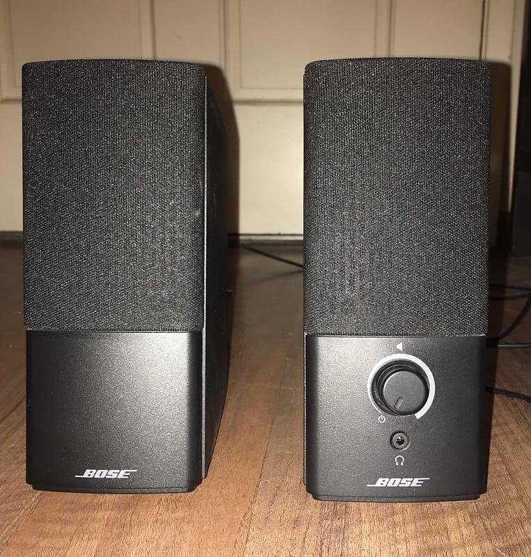 Bose Companion 2 Series III Black   Mint  6eb032a04eb16