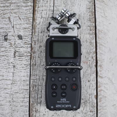 ZOOM H5 4 Channel Handy Recorder with XYH-5 Shock Mounted Stereo Mic Capsule