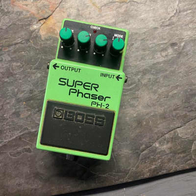 Pre-Owned Boss PH-2 Super Phaser Pedal 1984 - 1988 Made In Japan