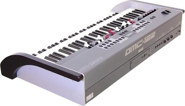 crumar gsi dmc 122 dual midi console master keyboard reverb. Black Bedroom Furniture Sets. Home Design Ideas