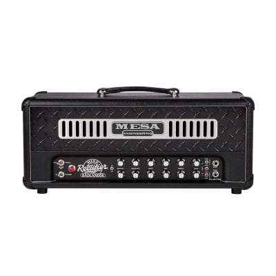 Mesa Boogie Rectifier Badlander EL34/50 2-Channel 50-Watt Guitar Amp Head