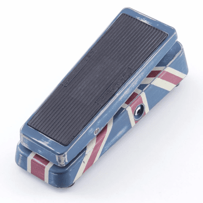Dunlop BR95 British Invasion Cry Baby Wah