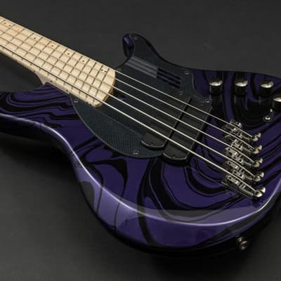 Dingwall NG-2 (5) Purple Swirl, LAST AVAILABLE! *Pre-Order, ETA=FEBRUARY! for sale