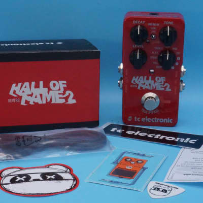 TC Electronic Hall of Fame 2 Reverb w/Original Box | Fast Shipping!