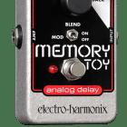 New Electro-Harmonix EHX Memory Toy Analog Delay Modulation Guitar Effects Pedal image