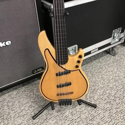 Leduc U.Bass Custom Bass Guitar Wood for sale