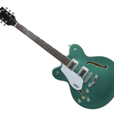 Gretsch G5622LH Electromatic Center Block Double-Cut w/ V-Stoptail LH - Georgia Green