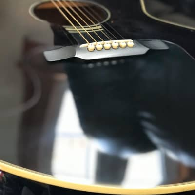 Epiphone Don Everly SQ-180 1993 Ebony for sale